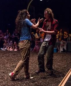 Vim Vigor Dance's Laja Field and Jason Cianciulli 9/1/16 Lobero Theatre