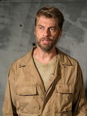 Jamison Jones as Macbeth 9/18/16 New Vic Theatre