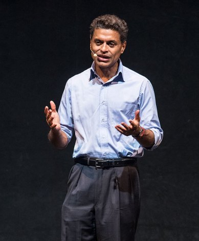 Fareed Zakaria - UCSB Arta lecture 9/27/16 Granada Theatre