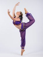 "Savannah Green - The Nutcracker ""Arabian"" 10/16/16 Santa Barbara Festival Ballet"