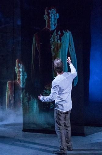 "Macbeth (Jamison Jones) - Ensemble Theatre Co. ""Macbeth"" 9/28/16 New Vic Theatre"