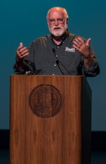 Father Gregory Boyle relates the history of Homeboy Industries - UCSB Arts & Lectures 10/18/16 UCSB Campbell Hall