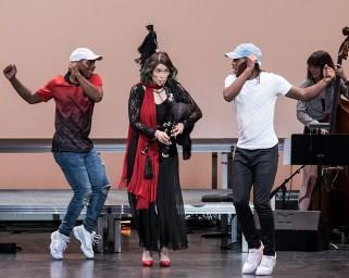 Lil Buck, Christina Pato & Ron Myles - UCSB Arts & Lectures 10/25/16 Granada Theatre