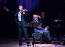 Paul Huang & Robert Koenig - Camerata Pacifica 10/14/16 Hahn Hall