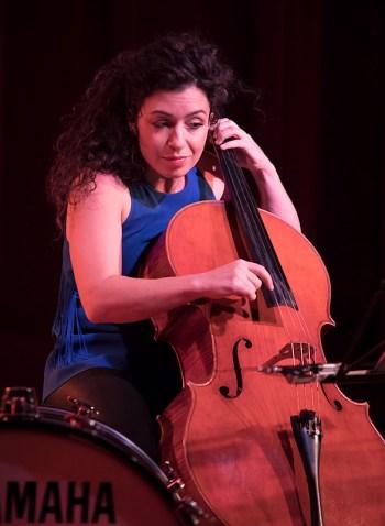 "Ani Aznavoorian performing Caroline Shaw's ""Boris Kerner"" - Camerata Pacifica 11/18/16 Hahn Hall"