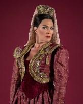 Mezzo-soprano Leann Sandel-Pantaleo is Carmen - Opera Santa Barbara j10/20/16 Alhecama Theatre