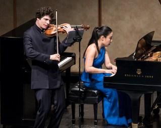 Augustin Hadelich & Joyce Yang - CAMA Santa Barbara 11/22/16 The Lobero Theatre