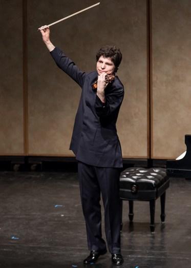 Augustin Hadelich - CAMA Santa Barbara 11/22/16 Lobero Theatre