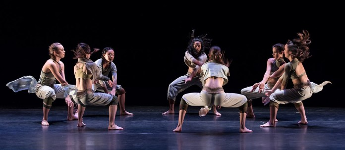 """Bone Stories"" by Brooke Smiley - UCSB Dept. of Theater & Dance "" Fall Dance Concert 11/30/16 Hatlen Theater"