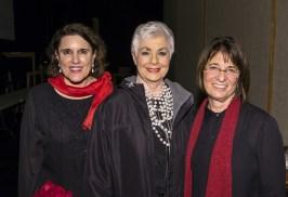 Karen Williams, Shirley Jones and JoAnne Wasserman