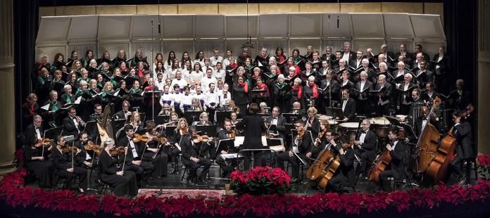 "Santa Barbara Choral Society""s Hallelujah Project 4 12/10/16 The Lobero Theatre"