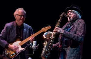 Charles Lloyd and Bill Frisell 11/28/16 The Lobero Theatre