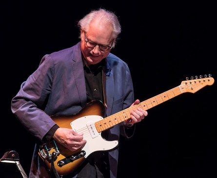 Bill Frisell at the Lobero Theatre 11/28/16