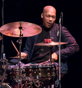 Eric Harland at the Lobero Theatre 11/28/16