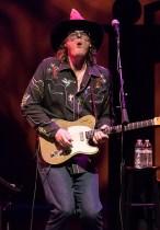 Photo of Jackshit guitarist Val McCallum