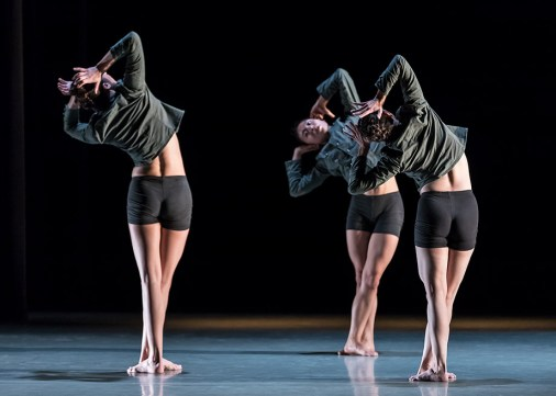 "Rebecca Lemme's ""Witnesse"" - Santa Barbara Dance Theater 1/12/17 UCSB Hatlen Theater"