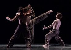 "State Street Ballet performing Edgar Zendejas's ""Rite of Spring"" 2/18/17 The Granada Theatre"