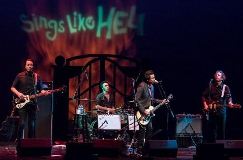 Alejandro Escovedo and band - Sings Like Hell 2/25/17 The Lobero Theatre