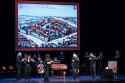 Tafelmusik Baroque Orchestra performing music of J.S.Bach - CAMA Santa Barbara 3/8/17 The Lobero Theatre
