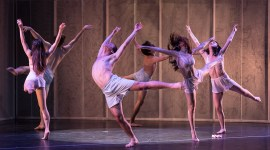 """The Breeders"" by Olivia Maggi & dancers - UCSB Theater & Dance Spring Dance Concert 4/13/17 Hatlen Theater"