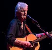 "Graham Nash at the Lobero Theatre ""This Path Tonight"" 4/5/17"
