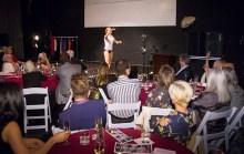 "Audience participation in ""Places Please"" - Santa Barbara Danceworks 4/25/17 The Lobero Theatre"