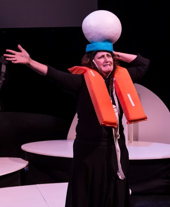 """Elaine Gale's """"One Good Egg"""" 5/4/17 Center Stage Theater"""