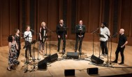 Roomful of Teeth performing at Hahn Hall - UCSB Arts & Lectures 4/26/17