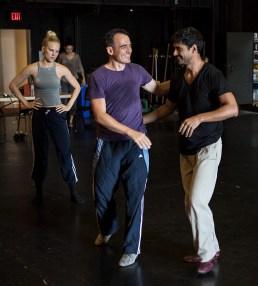 Thryn Saxon, Estaban Moreno & Daniel del Valle Escobar 8/11/17 The Lobero Theatre