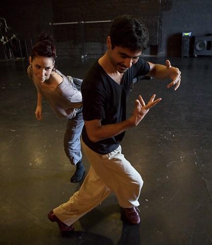 Nicole Vaughan-Diaz & Daniel del Valle Escobar 8/11/17 The Lobero Theatre