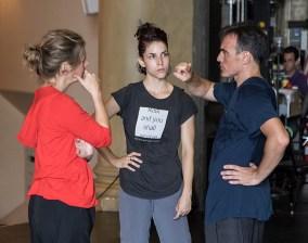 """Kate Weare, Nicole Vaughn-Diaz & Estaban Moreno Nicole and Estaban - """"No Exit/In Love I Broke Beyond"""" 8/15/17 The Lobero Theatre"""