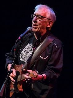 Bill Kirchen performing at Sings Like Hell 7/29/17 The Lobero Theatre