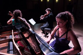 Ani Aznavoorian, Paul Huang & Inna Faliks - Camerata Pacifica 9/15/17 Hahn Hall