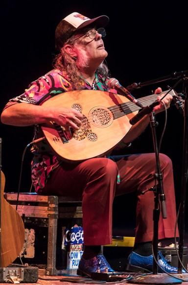 David Lindley - Lobero Live! 8/26/17 The Lobero Theatre