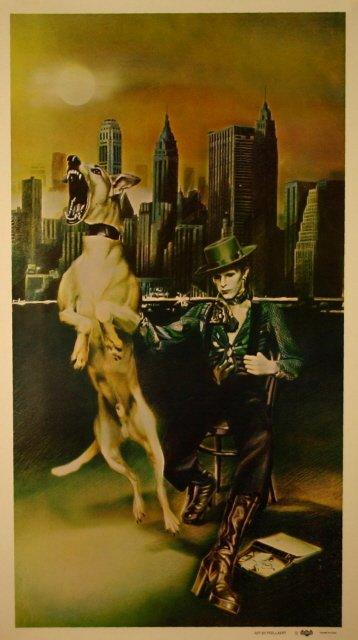 Poster do filme Diamond Dogs