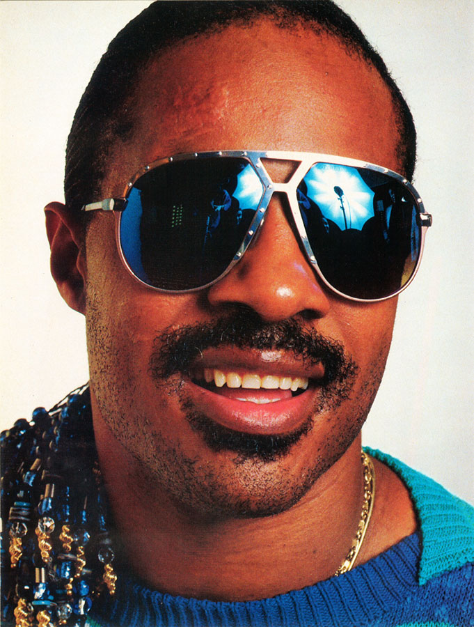 Stevie Wonder   Interviews   David Breskin
