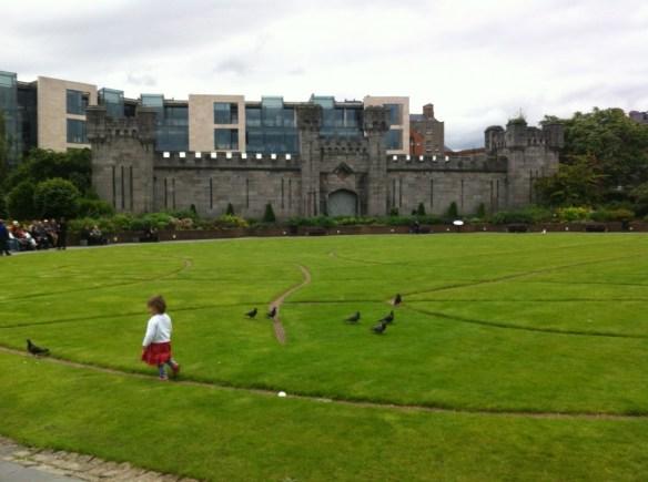 Dublin Castle Park