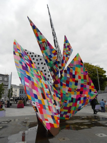 Art in Eyre Square