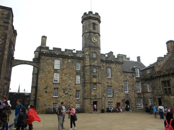 Edinburgh Castle Center