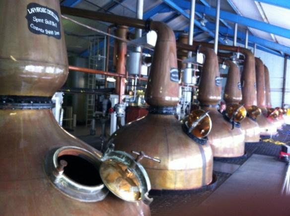 Laphraoig Distillery