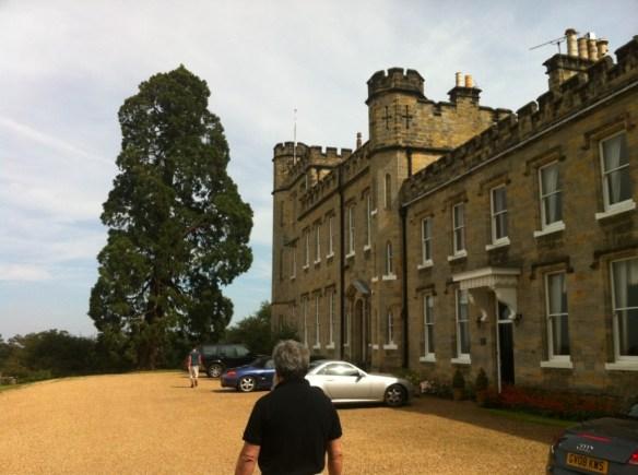 Horsham Castle Front
