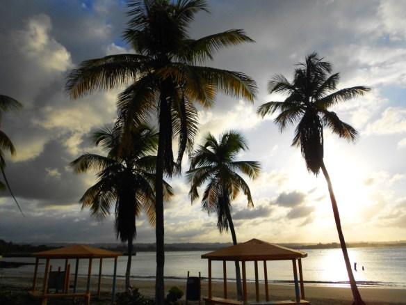 Arecibo beach.