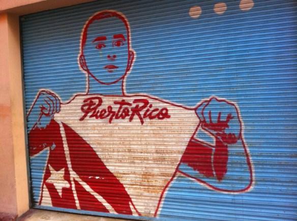 Puerto Rico pride!