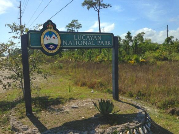 Lucayan National Park.
