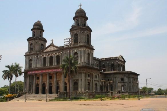 Catedral de Santiago of Managua