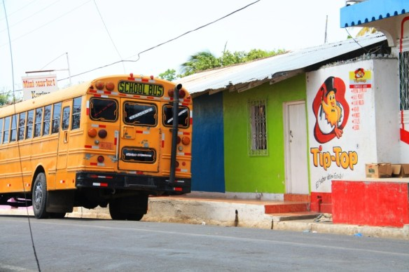 Tip Top is everywhere... even in the small town of Moyogalpa, Ometepe.