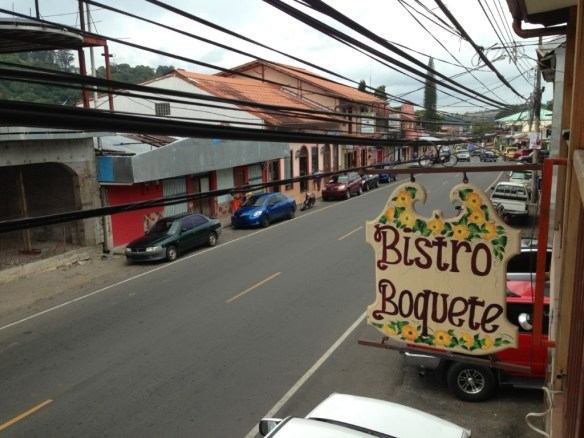 Bistro Boquete was a surprising treat!