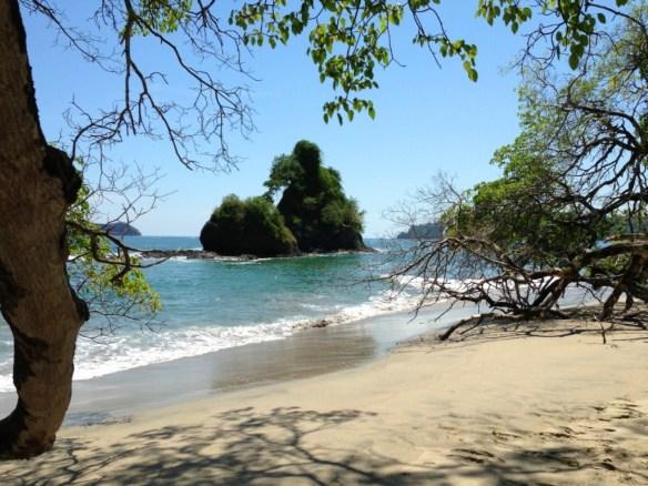 Beautiful natural rocky islands...