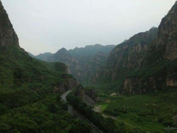Hard to believe that this is right outside of Beijing.