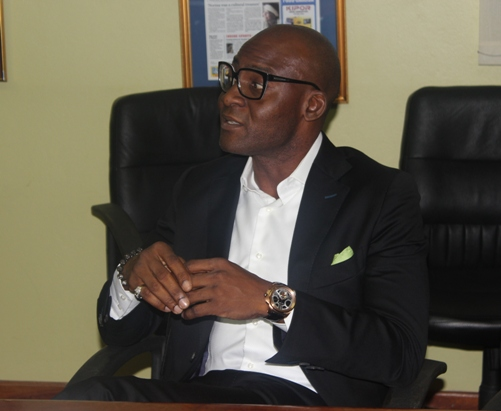 Mr Femi Niyi Executive Director Courteville Business Solutions PLC